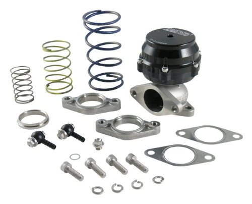 Precision Turbo PTE PW39 39MM External Wastegate 38mm INCLUDES ALL SPRINGS AND INLET/OUTLET SS FLANGES