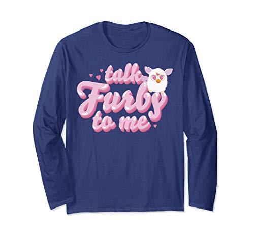 Furby Talk Furby To Me Langarmshirt