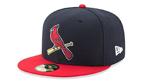 New Era 59FIFTY St. Louis Cardinals MLB 2017 Authentic Collection On-Field Alternate_2 Fitted Hat Size 7 3/8