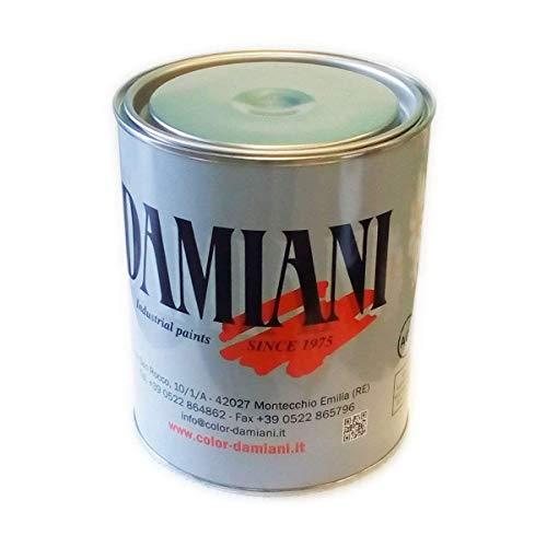 Damiani primer aggrappante grigio antiruggine per lamiera zincata e superfici difficili base nitro sintetica (1kg)