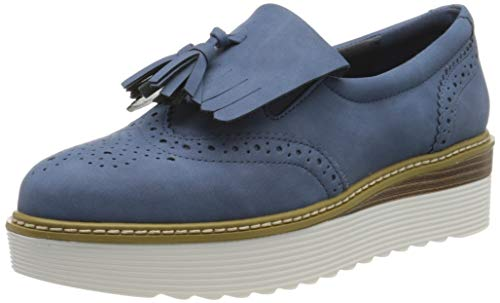 Refresh 72253.0, Mocasines Mujer, Azul Jeans Jeans
