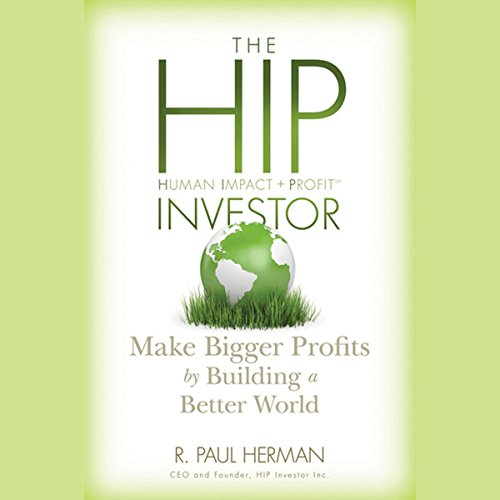 The HIP Investor audiobook cover art