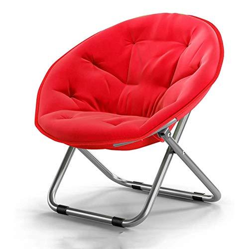 WRJ Folding Set Poltrona con Sgabello da Giardino Struttura in Alluminio Sedia Antracite Adatto per Terrazze Balconi Leggero Forte Balcone Lounge Chair,5