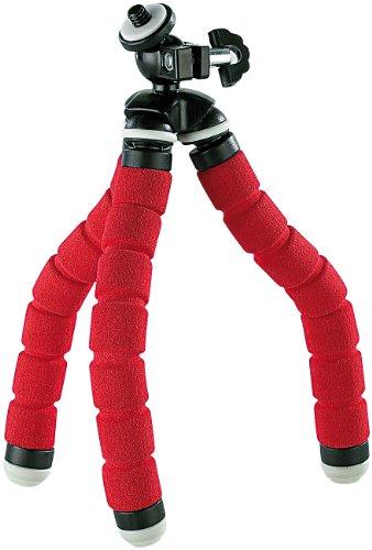 Somikon Fotostativ klein: Ultraflexibles, superbiegsames Dreibein-Kamerastativ, klein (Stativ Kamera klein)