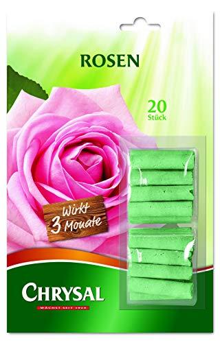 Roses dünges täbchen, engrais pour parterre – et pot roses