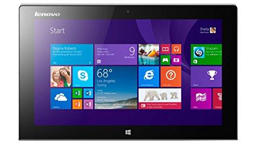 Lenovo Miix 211128GB 3G Nero, Argento–Tablet, 1,5GHz, Intel Core i3, i3–4012Y, 2GB, DDR3L-SDRAM, 1600MHz)