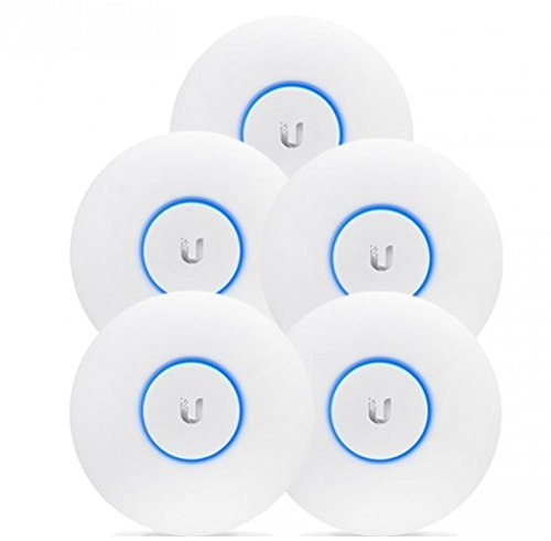 Ubiquiti UniFi AC Long Range 5er-Pack (UAP-AC-LR-5) - WLAN Access Points