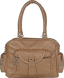 Mango Star Stylish PU Leather Handbag for Girls/Women (casual/Office/Party wear)