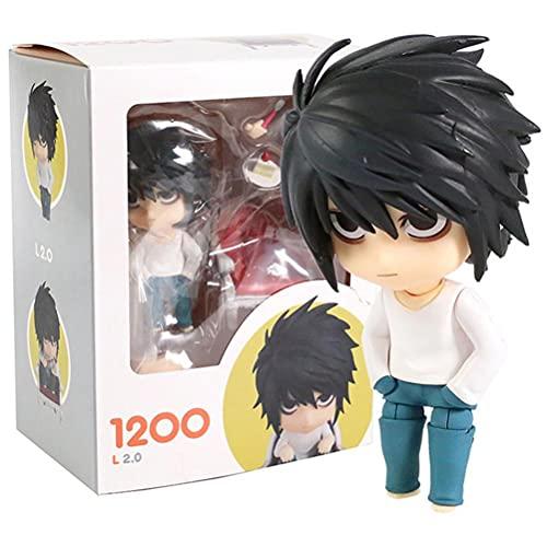 HHHJ Figuras de Acción Death Note Figura PVC...