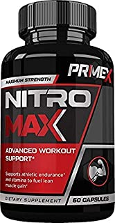 nitro max supplement