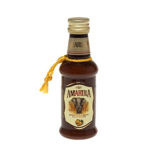 Amarula Südafrika Likör mit Sahne 12 x 0,05 Liter Miniaturen