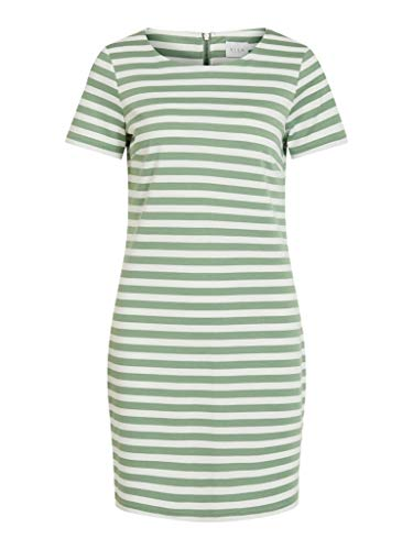 Vila NOS dames jurk VITINNY NEW S/S DRESS - NOOS