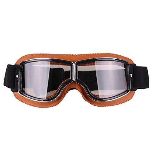 AMA-StarUK36 Schutzbrille Medical Anti-Fog/Anti-Scratch Staubdicht Chirurgisch gegen Flüssigkeits-Spritzschutz über Brille Perfekter Augenschutz für Medizin, Labor, Chemie, Arbeitsplatz(H02)