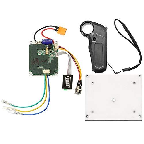 Viviance 24/36V Single Motor Electric System Driver Noninductive Longboard Skateboard Controller Remote Esc Substitute - 36V