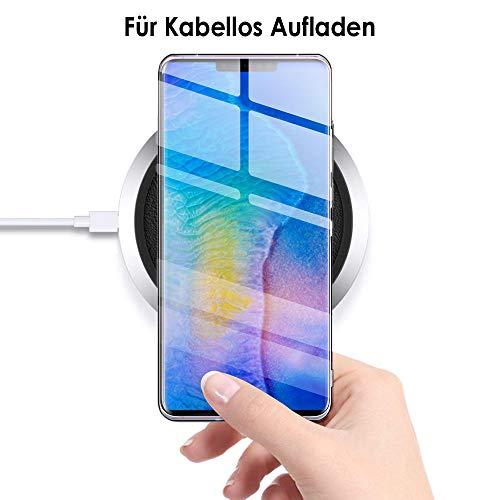 Beetop Huawei Mate 30 Pro Hülle Schutzhülle Ultradünn Handyhülle Transparent Weiche Silikon TPU Rückschale Case Cover Für Huawei Mate 30 Pro - Durchsichtig - 5