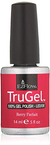 Ezflow Trugel Vernis à Ongles Berry Parfait