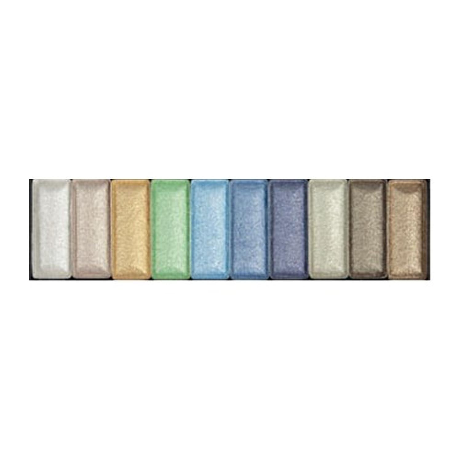 キャンベラ原点同盟LA GIRL High Definition 10 Color Palette - Delighted (並行輸入品)