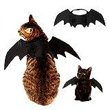 EisEyen Halloween Pet Hund Bat Wings Katze Fledermaus Kostüm, Fledermausflügel für Katzen Hund...