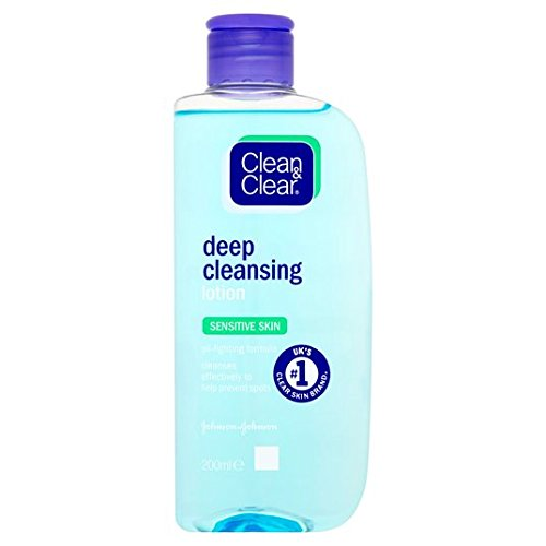 Lotion Clean & Clear Cleansing 200ml