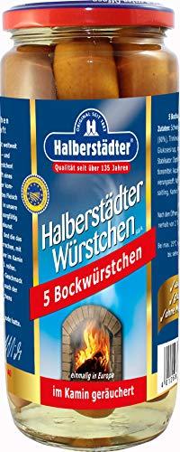 Halberstädter Bockwürstchen, 1er Pack (1 x 250 g)