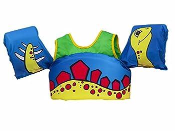 Body Glove Dinosaur Swim Life Jacket Multicolor Child