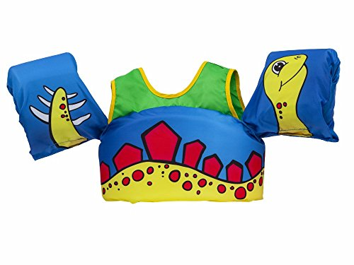 Body Glove Dinosaur Swim Life Jacket