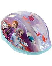 Frozen 2 Meisjes veiligheidshelm, Multi, 48cm-54cm