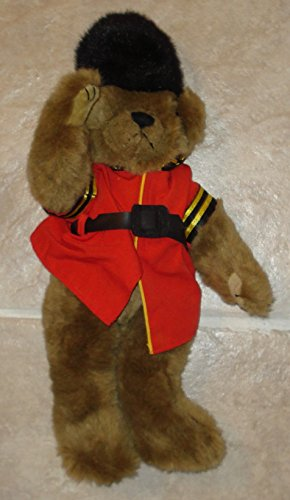 Ty Teddy Bear Dragoon Jointed Plush Fully Jointed Vintage 1993 - 14 Inches