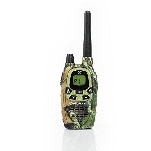 Midland G7 XT - Emisor y receptor PMR/LPD (función vibración)