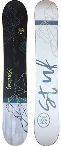 Stuf Conquest Wide Snowboard 2020, 162W