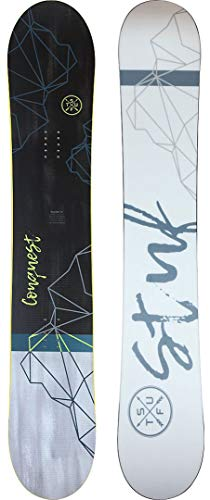 Stuf Conquest Wide Snowboard 2020, 162W