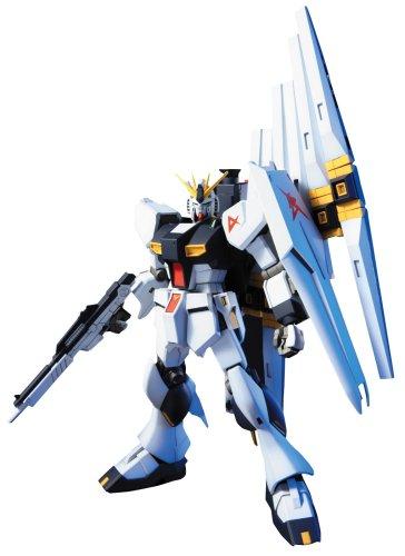 Bandai Hobby # 86 Rx-93 Nu Gundam Hguc Action Figure