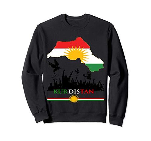 Kurditsan Tshirt , YPG Tshirt , YPJ Tshirt Sweatshirt