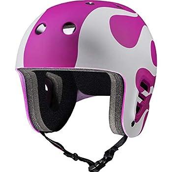 Pro-Tec Full Cut Skate Gonz Flame Helmet - Pink - MD