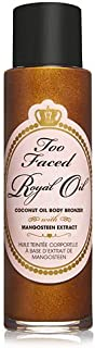 two faced royal oil
