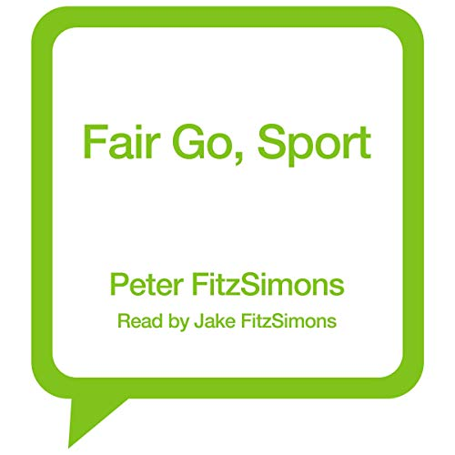 Fair Go, Sport audiobook cover art