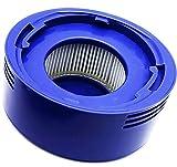 Kombi Filtro Dyson V8 Post Motor aspirador Serie, repuesto filtro compatible con Dyson V8 aspirador Post Motor Hepa Accesorios