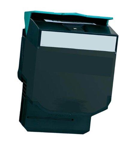 Tóner Negro XL Compatible de Alta Capacidad (Nuevo, no Reciclado) CX310 CX410 CX510 80C2SK0 802SK - Cartucho genérico Premium reemplazo del Toner Original para Impresora Láser Lexmark