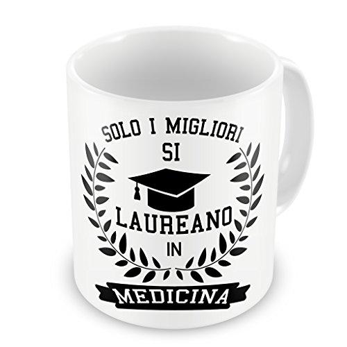 IMAGE Tazza Mug Laurea Medicina università Regalo Laureato - Eventi