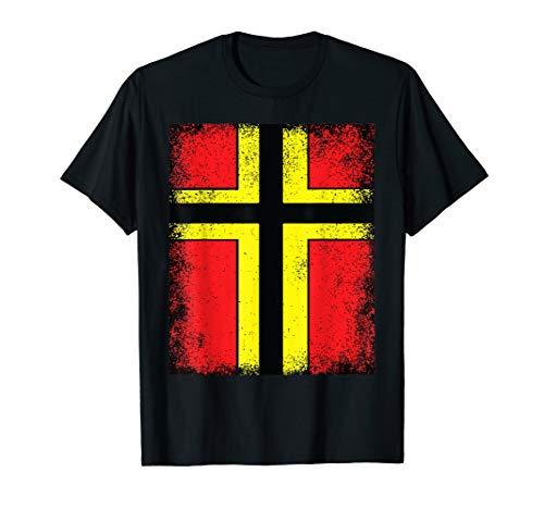 Wirmer Flagge Deutscher Widerstand T-Shirt
