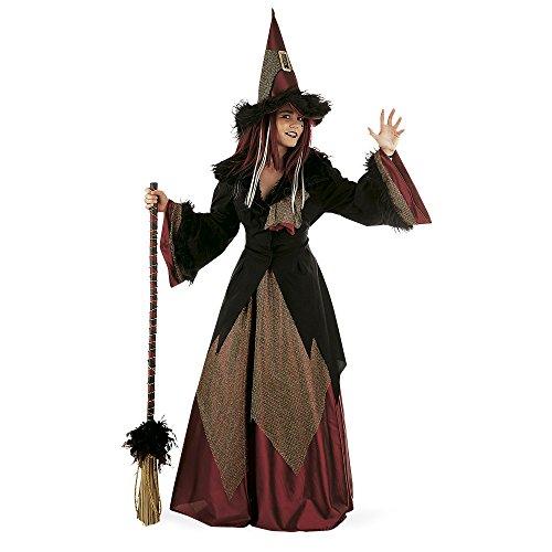 Limit Dacha Costume sorcière (2X-Taille L