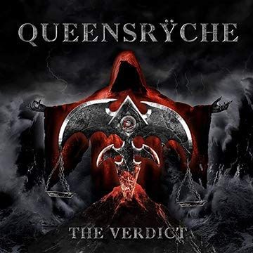 by burning desire Queensryche: The Verdict Poster, gerollt, 30,5 x 45,7 cm