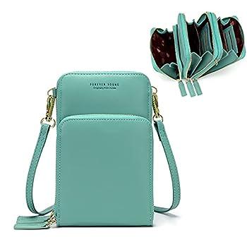 crossbody wallet for women