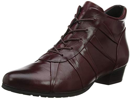 Gerry Weber Shoes Damen Carmen 16 Stiefeletten, Rot (Bordo Mi12 410), 40 EU
