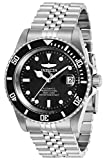Invicta 29178 Pro Diver Reloj para Hombre acero inoxidable Automático Esfera negro