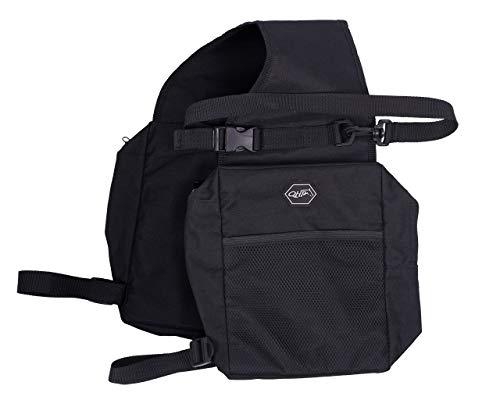 ARBO-INOX - Satteltasche - wasserabweisend - schwarz - Doppeltasche