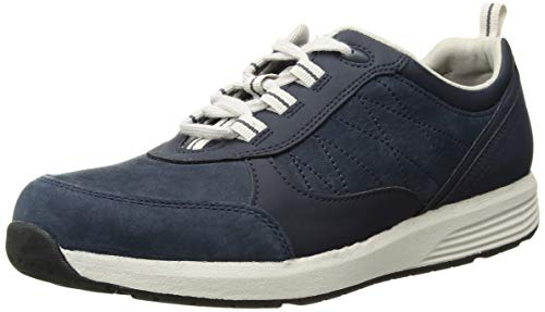 Rockport Women's Trustride W Sneaker, Navy, 5 M US
