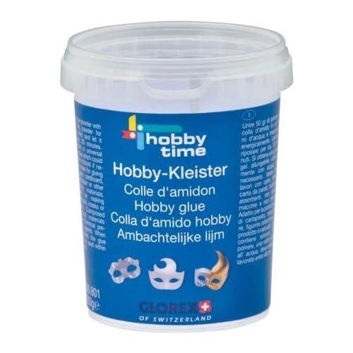 Glorex Hobby di 300G, Colla, Multicolore, 9x 9x 11.5cm