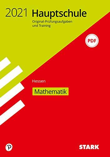 STARK Original-Prüfungen und Training Hauptschule 2021 - Mathematik - Hessen