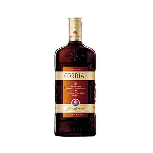 Becherovka Cordial Premiumlikör (1 x 0,5 Liter) Typisch für ihn ist seine Honigfarbe, ein ausgesprochen süßer Geschmack.
